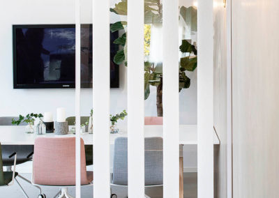 kontor akustik golvskärm ljudnivå dämpa ljudisolering akuplex
