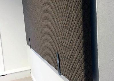 restaurang akustik vägg tavla absorbent design