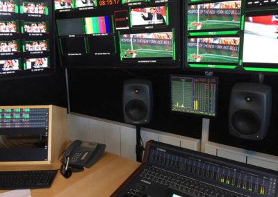 studio musik ljudisolering akustik
