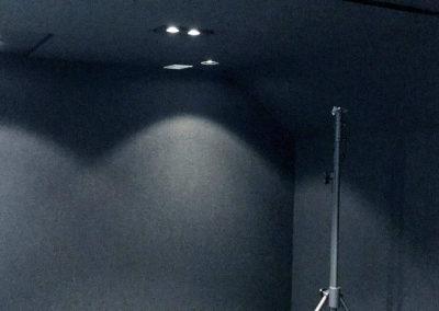 studio musik ljudisolering akustik absorbent